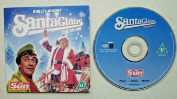 Santa Clause the Movie DVD Released by the Sun